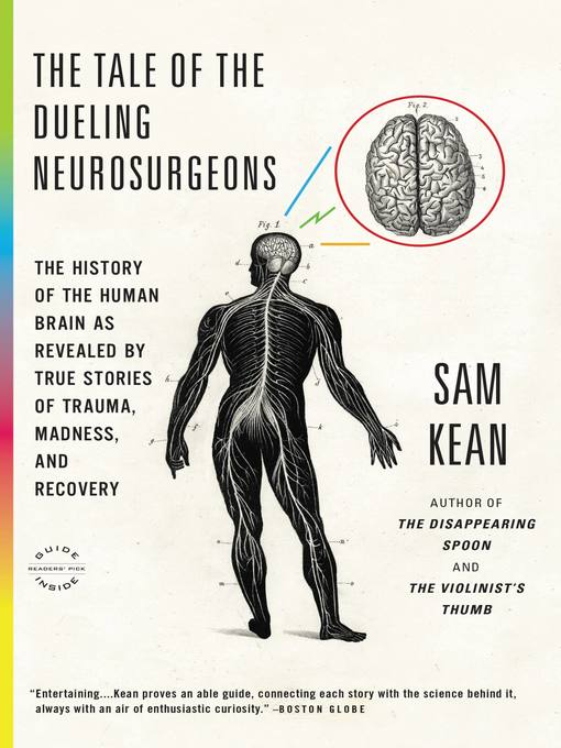 Title details for The Tale of the Dueling Neurosurgeons by Sam Kean - Available
