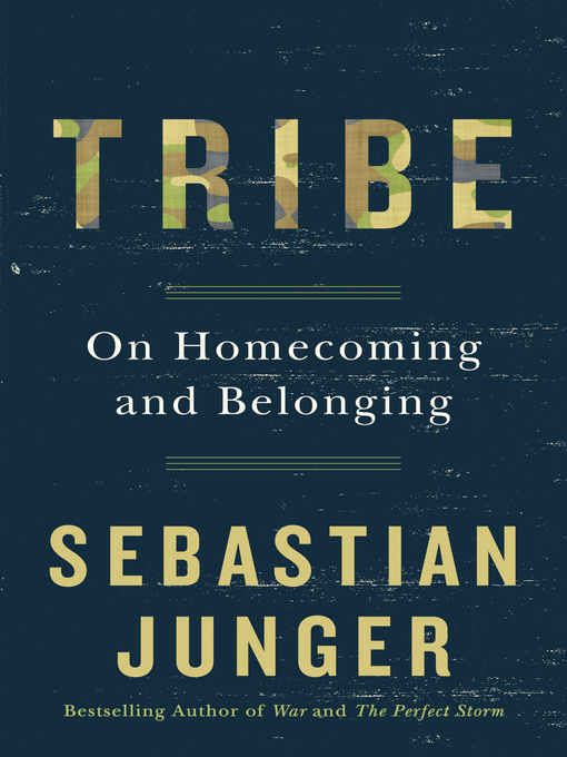 Title details for Tribe by Sebastian Junger - Wait list
