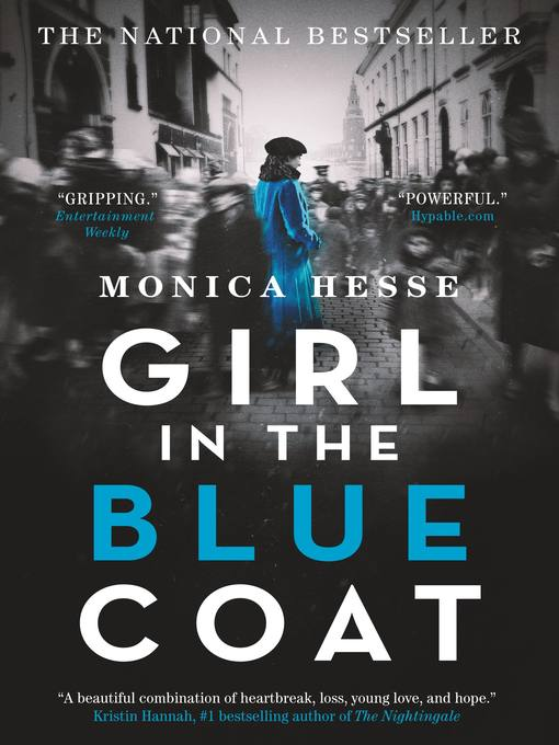 Cover of Girl in the Blue Coat