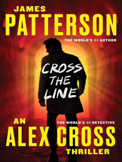 Cover of Cross the Line