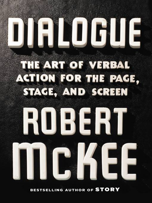 Title details for Dialogue by Robert McKee - Wait list