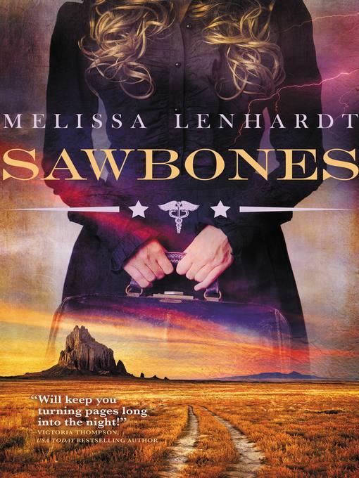 Title details for Sawbones by Melissa Lenhardt - Wait list