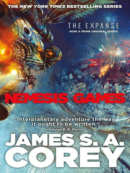 Title details for Nemesis Games by James S. A. Corey - Wait list