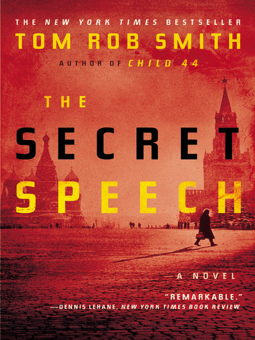 Title details for The Secret Speech by Tom Rob Smith - Available