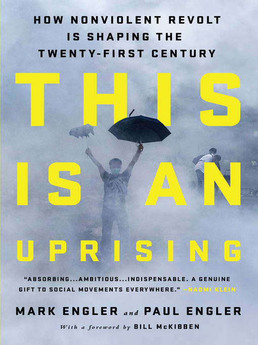 Title details for This Is an Uprising by Mark Engler - Available