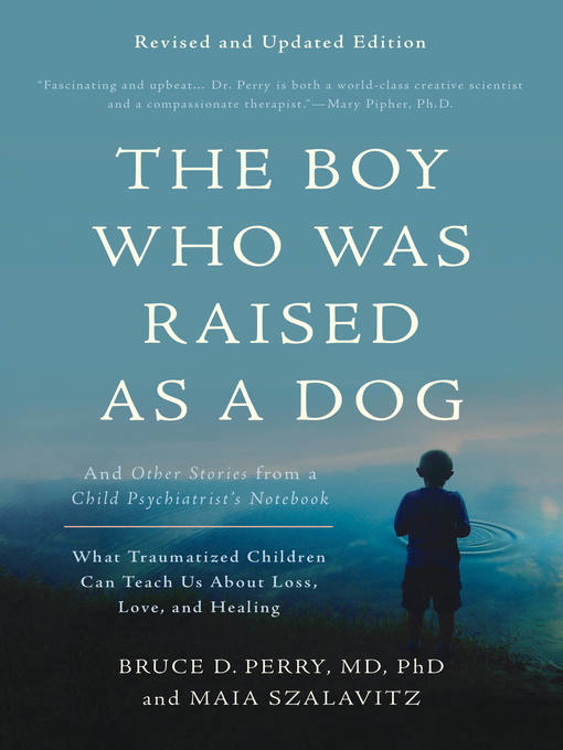 Cover image for book: The Boy Who Was Raised as a Dog
