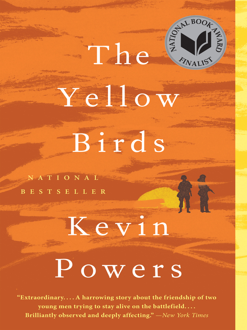 Title details for The Yellow Birds by Kevin Powers - Wait list