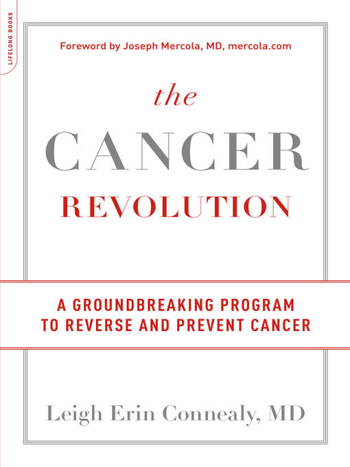 Cover of The Cancer Revolution