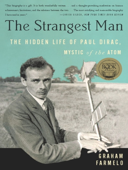 Title details for The Strangest Man by Graham Farmelo - Available
