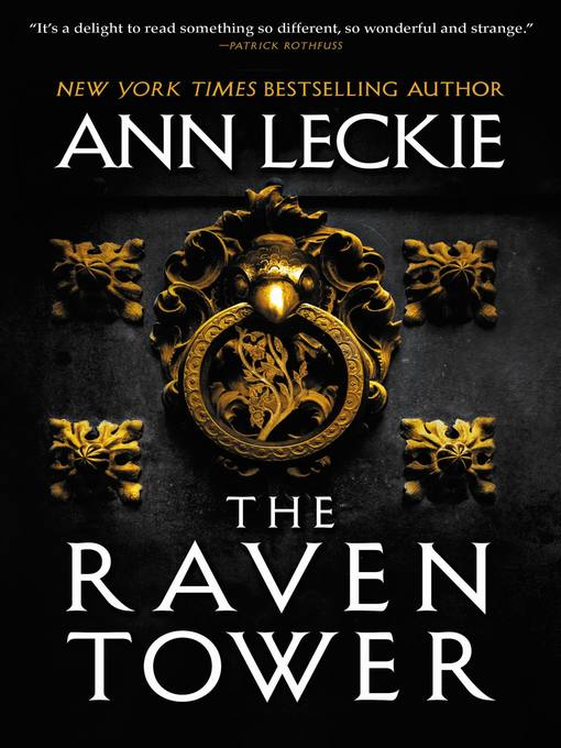 Title details for The Raven Tower by Ann Leckie - Wait list