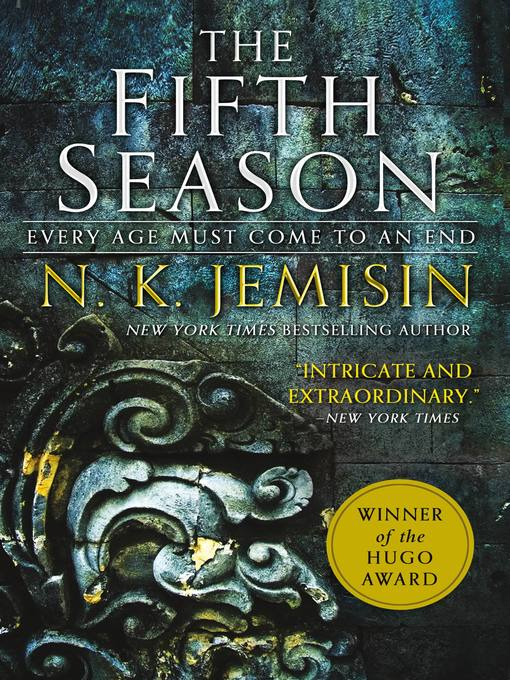 Title details for The Fifth Season by N. K. Jemisin - Wait list