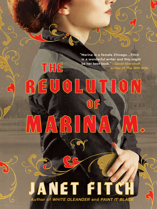 Title details for The Revolution of Marina M. by Janet Fitch - Available