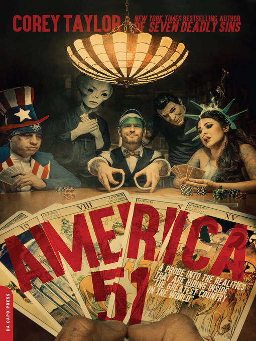 Title details for America 51 by Corey Taylor - Available