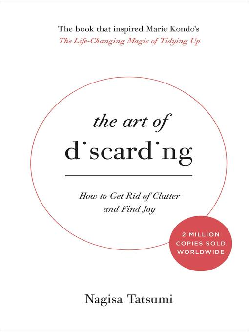 Title details for The Art of Discarding by Nagisa Tatsumi - Wait list