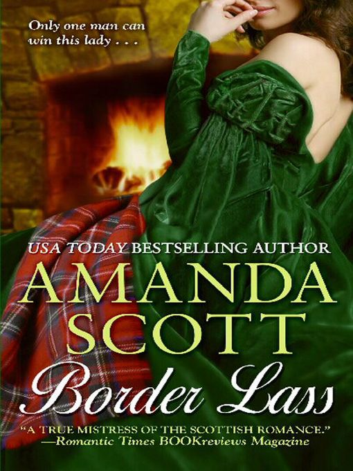 Title details for Border Lass by Amanda Scott - Available