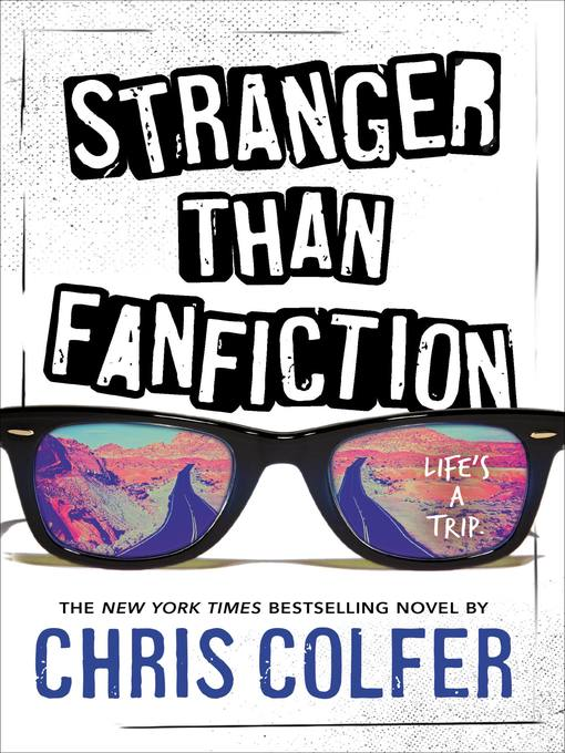 Title details for Stranger Than Fanfiction by Chris Colfer - Wait list