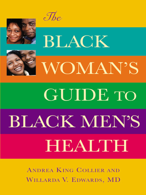 Cover of The Black Woman's Guide to Black Men's Health
