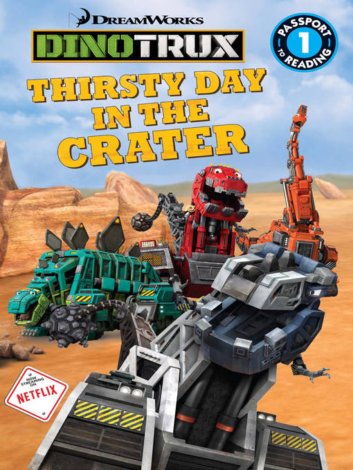 Thirsty Day in the Crater