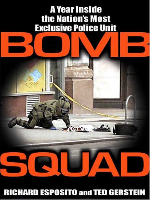 Cover of Bomb Squad
