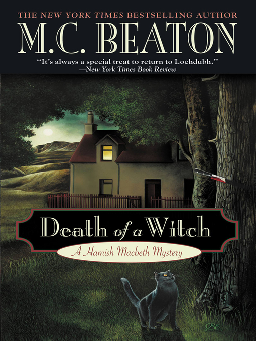 Title details for Death of a Witch by M. C. Beaton - Available