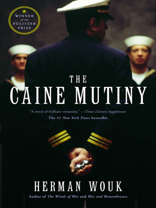 Cover of The Caine Mutiny