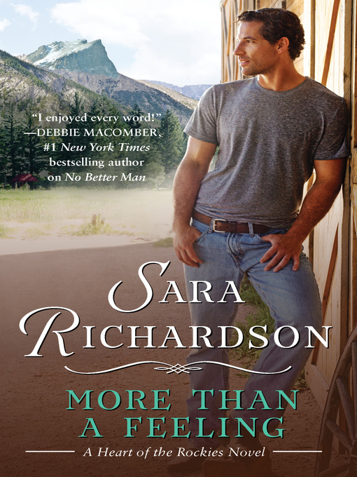 Title details for More Than a Feeling by Sara Richardson - Available