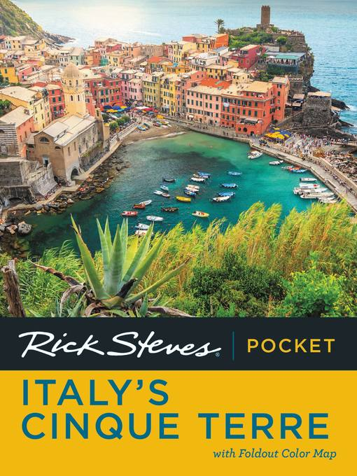 Cover of Rick Steves Pocket Italy's Cinque Terre