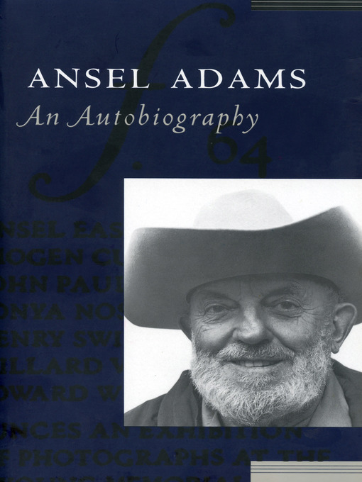 Title details for Ansel Adams by Ansel Adams - Wait list