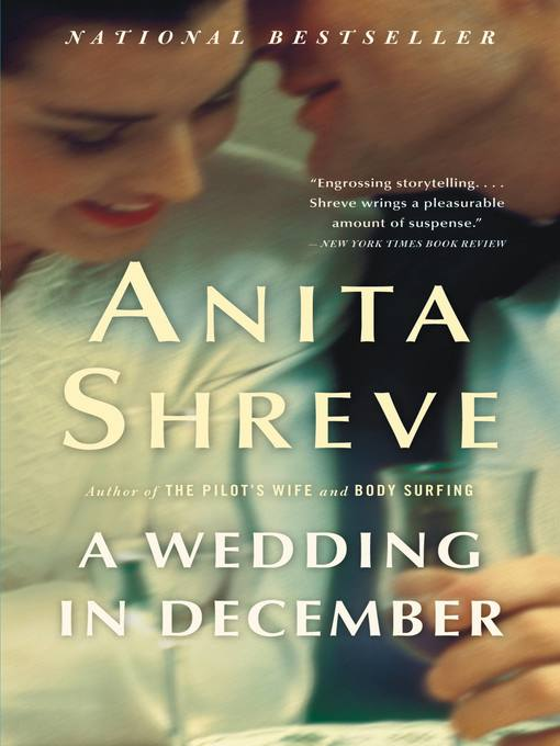Title details for A Wedding in December by Anita Shreve - Available