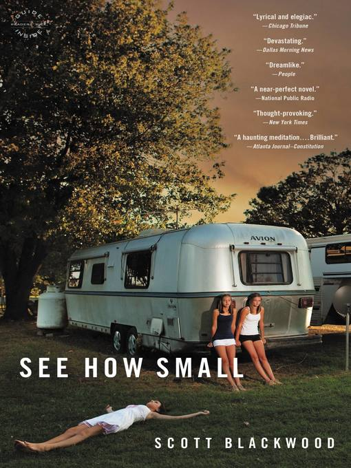 Title details for See How Small by Scott Blackwood - Available