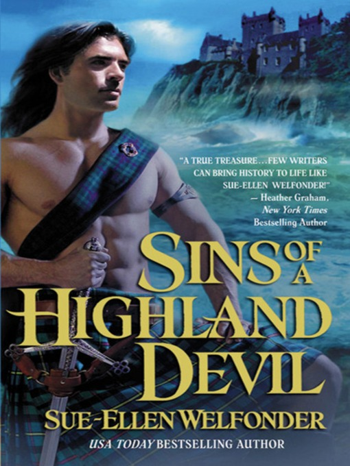 Title details for Sins of a Highland Devil by Sue-Ellen Welfonder - Available