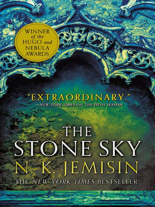 Cover image for The Stone Sky