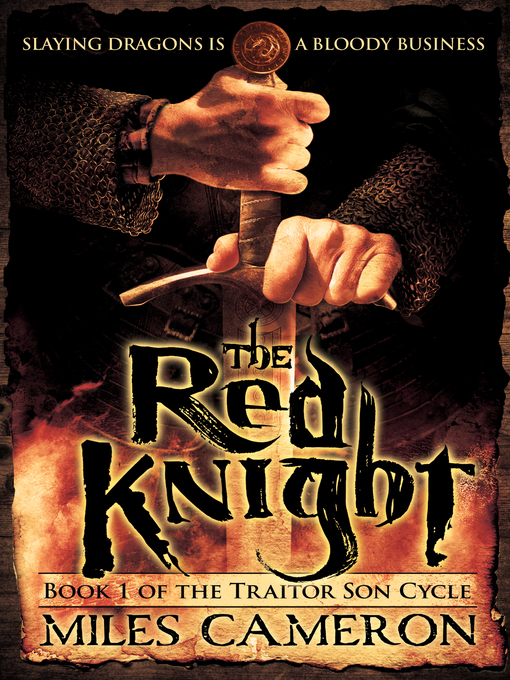 Title details for The Red Knight by Miles Cameron - Wait list