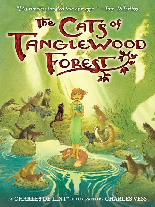 Cover of The Cats of Tanglewood Forest