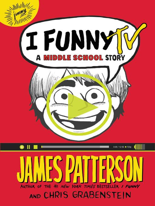 Title details for I Funny TV by James Patterson - Wait list