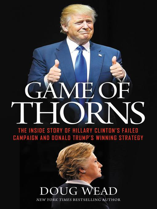 Title details for Game of Thorns by Doug Wead - Available