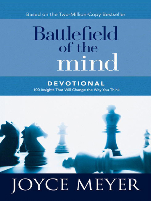 Title details for Battlefield of the Mind Devotional by Joyce Meyer - Available