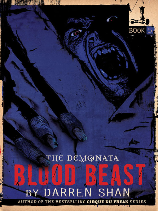 Title details for Blood Beast by Darren Shan - Available