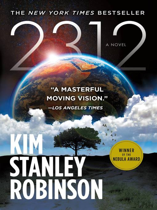 Title details for 2312 by Kim Stanley Robinson - Wait list
