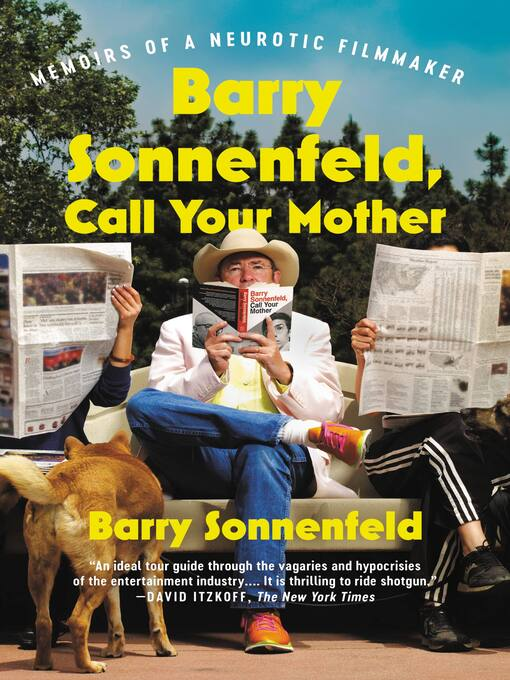 Title details for Barry Sonnenfeld, Call Your Mother by Barry Sonnenfeld - Wait list