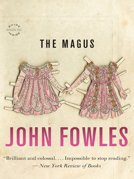 Title details for The Magus by John Fowles - Wait list