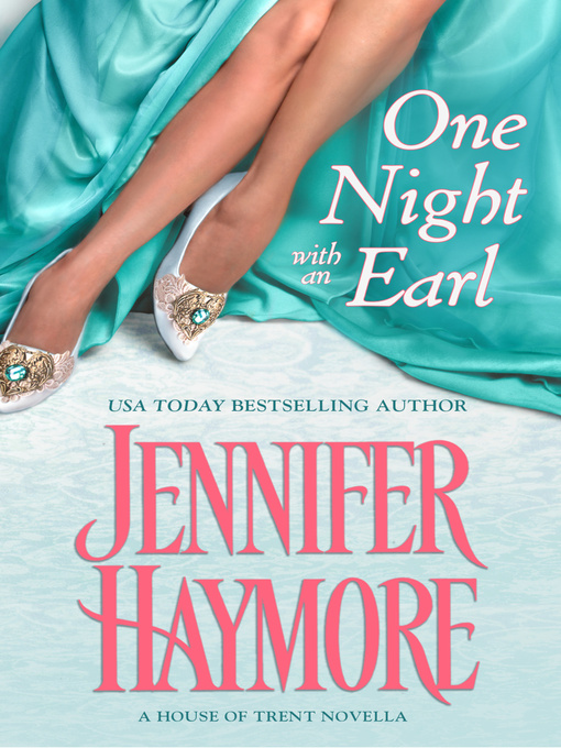 Title details for One Night with an Earl by Jennifer Haymore - Available