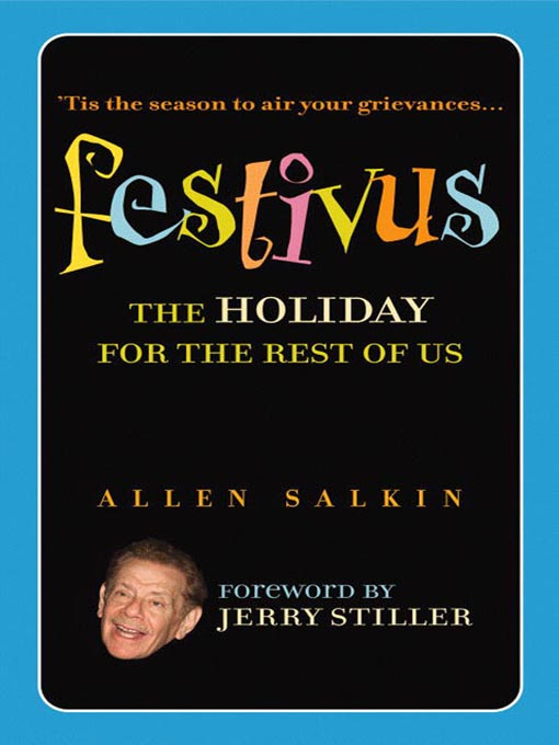 Title details for Festivus by Allen Salkin - Available