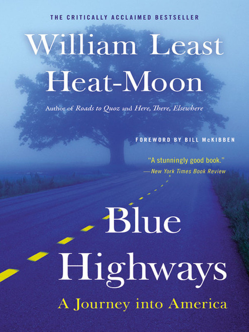 Cover of Blue Highways