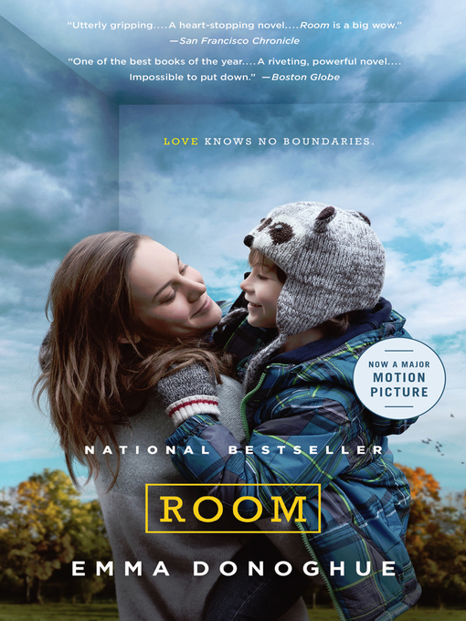 Title details for Room by Emma Donoghue - Available