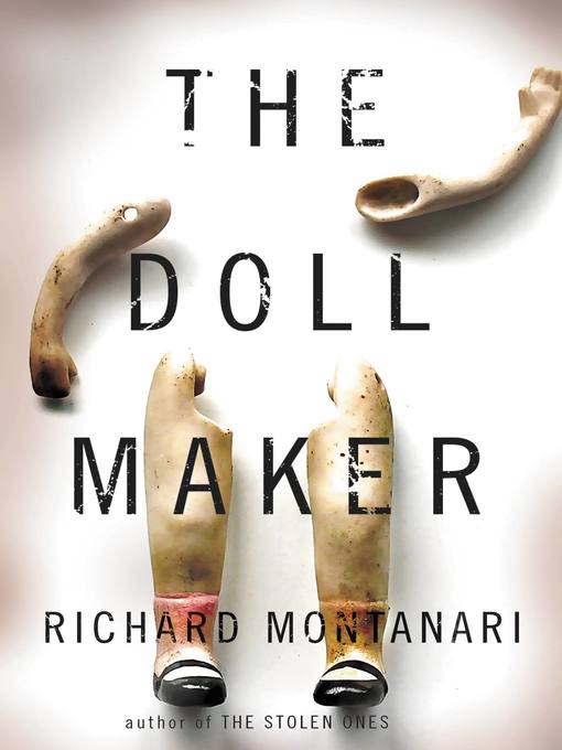 Title details for The Doll Maker by Richard Montanari - Available