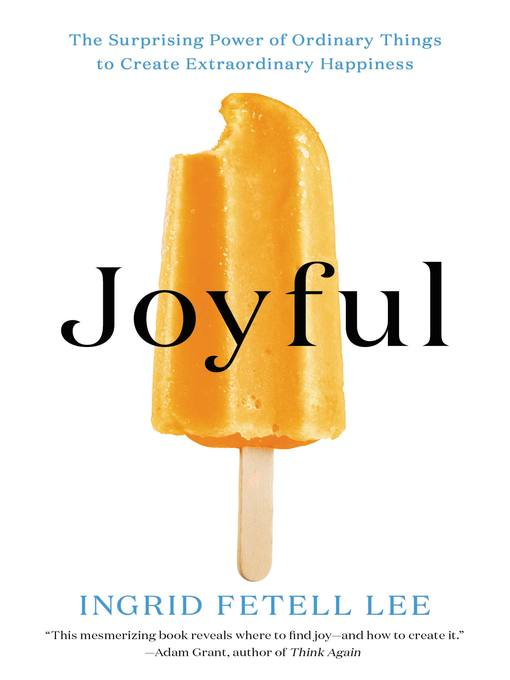 Title details for Joyful by Ingrid Fetell Lee - Wait list