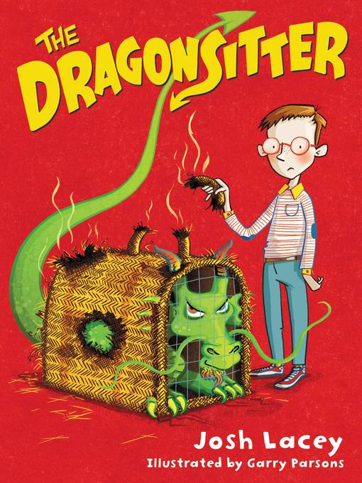 Title details for The Dragonsitter by Josh Lacey - Wait list