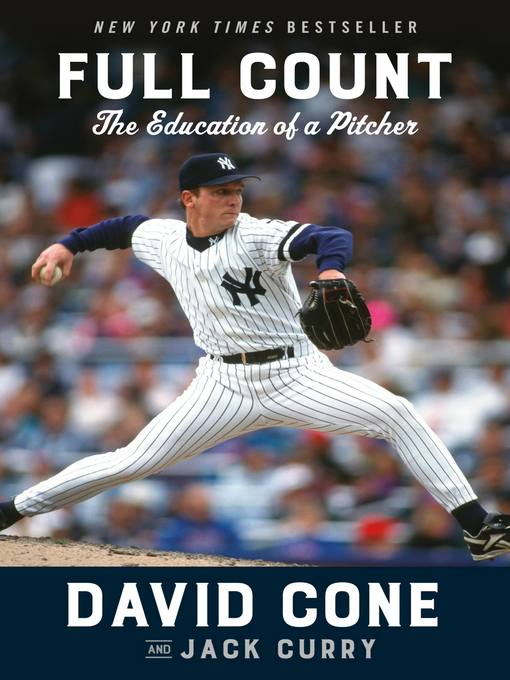 Title details for Full Count by David Cone - Wait list
