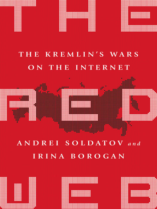 Title details for The Red Web by Andrei Soldatov - Available
